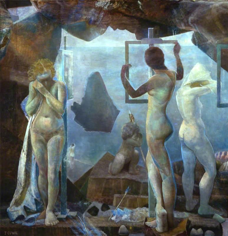 Evening Star James Cowie (1886–1956) Aberdeen Art Gallery & Museums