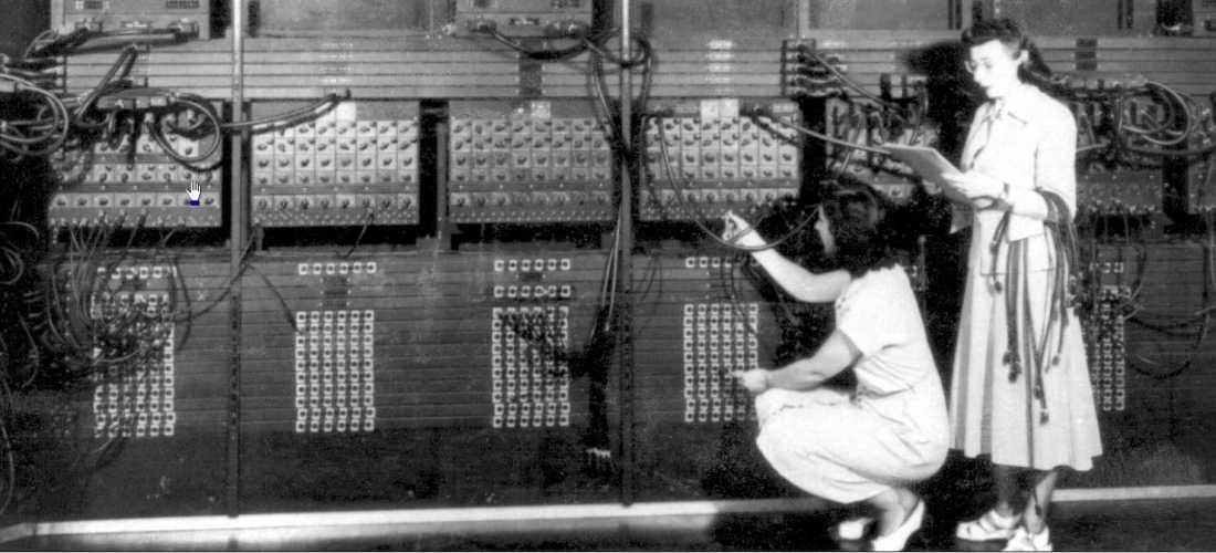 eniac computer from columbia u website