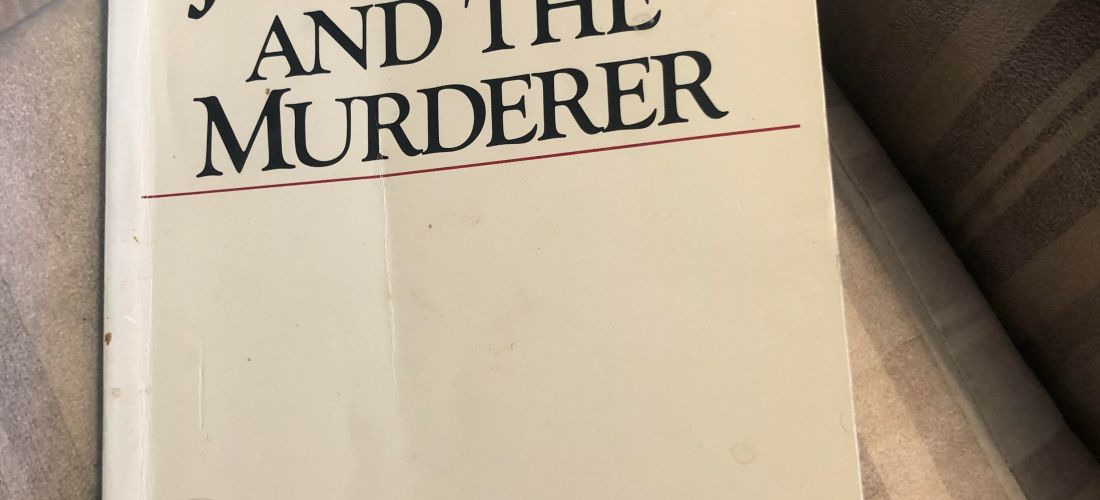 The Journalist and the murderer - Janet Malcolm